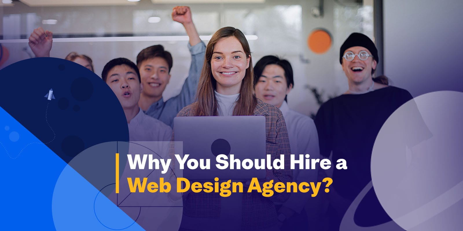 why hire a web design agency